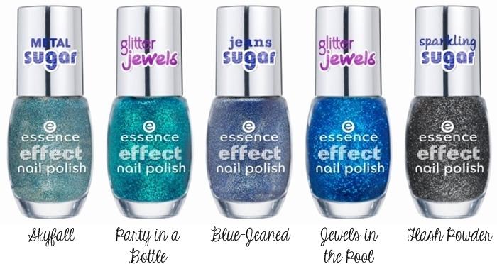 Essence Effect Nail Polish