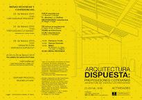Exp. Arquitecturas predispuestas