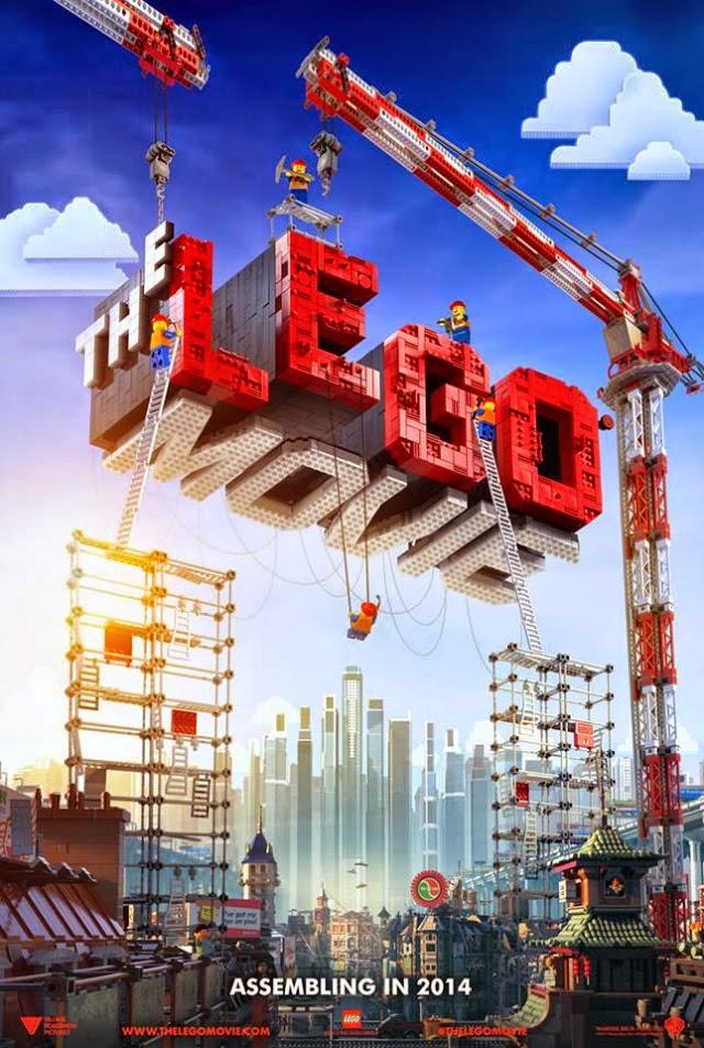 La película The Lego Movie ( La Lego película )