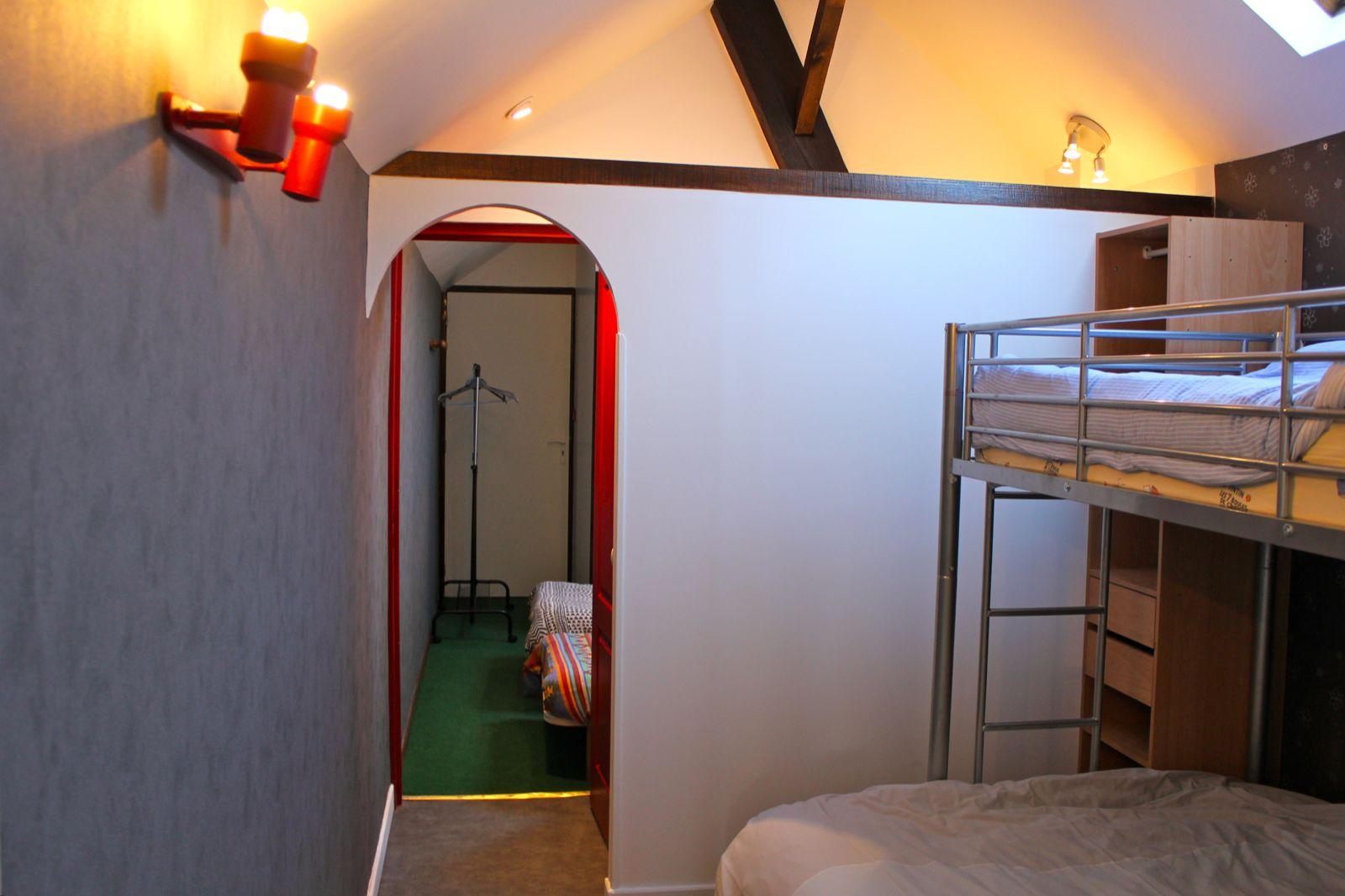 Moulin du daumail les 2 petites chambres for 2 chambres communicantes