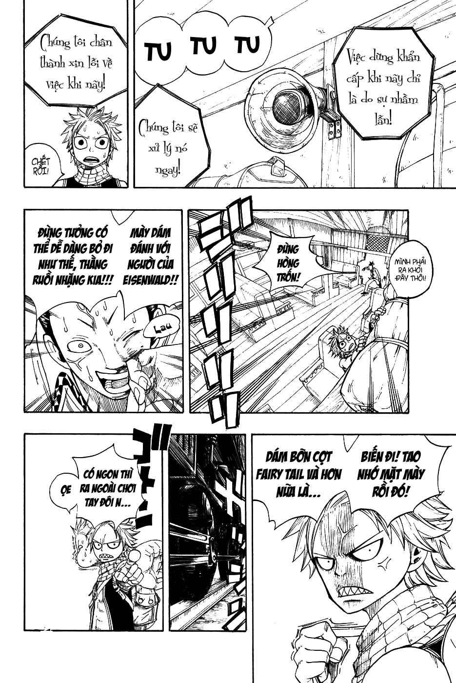 Fairy Tail chap 12 page 11 - IZTruyenTranh.com