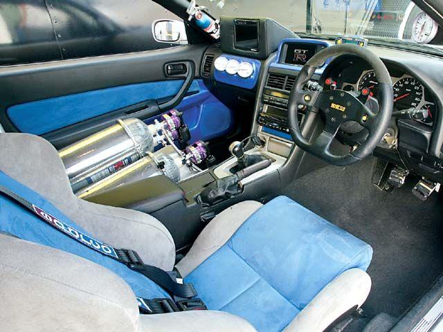 Nissan Skyline GTR R34 : 2 Fast 2 Furious