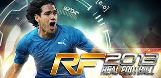 Real Football 2013 Android Apk Data İndir | Oyun indir