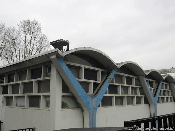 astudejaoublie Pantin - Ecole des Courtillières (détail)  Architecte: Emile Aillaud.  Construction: 1958-1964