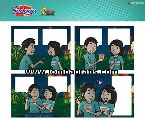 Kuis Comic Cup Berhadiah 2 Tiket Transera, Voucher & Goodie Bag