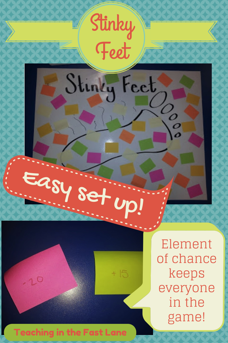 Teaching With a Mountain View: The Great Big Collection of ...  Stinky