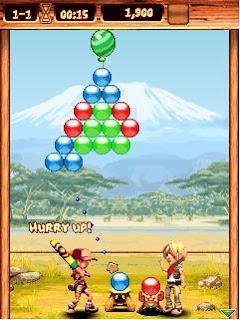 Tải game bắn bóng Java cho điện thoại