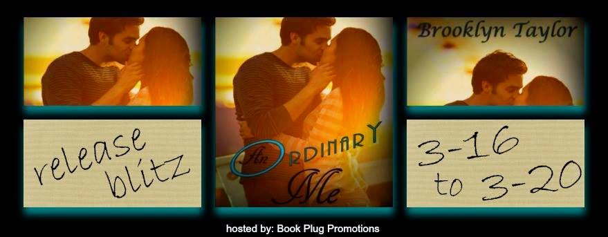 An Ordinary Me by Brooklyn Taylor – Release Day Blitz