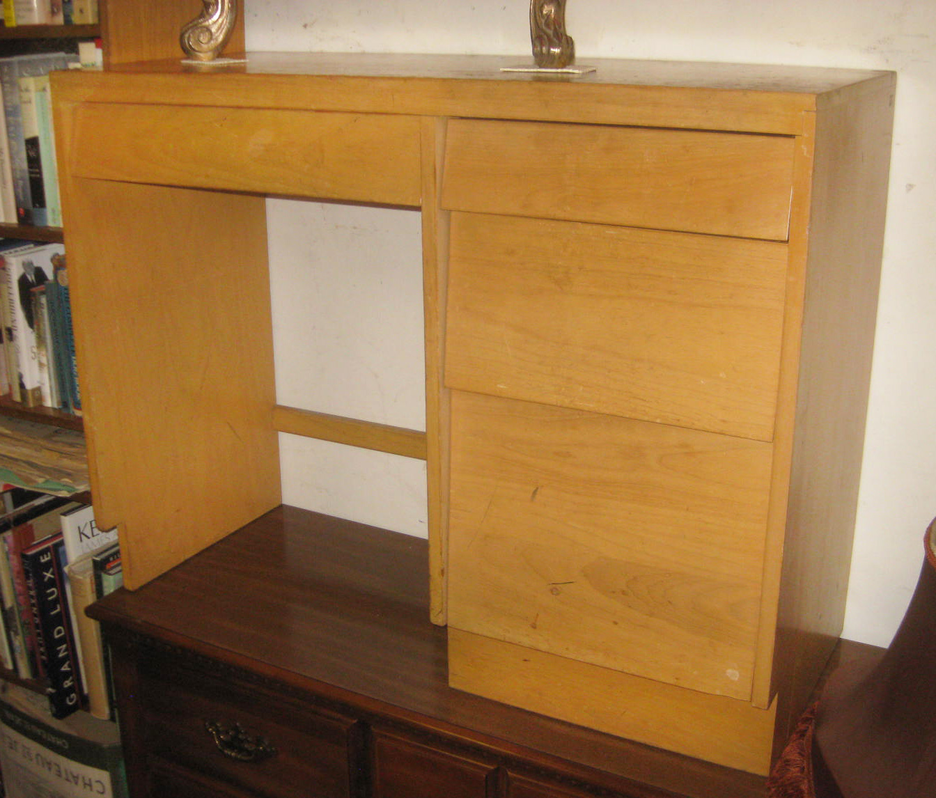 uhuru furniture collectibles sold wooden student desk 40