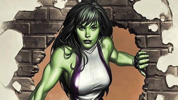 She-Hulk