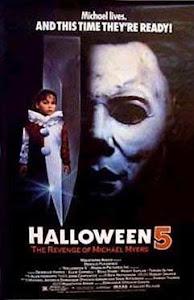 Ver Halloween 5 - La venganza de Michael Myers online