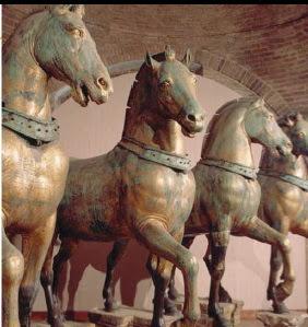 ม้าแห่งมหาวิหารซันมาร์โก