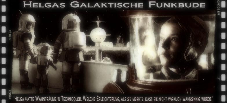 Helgas galaktische Funkbude