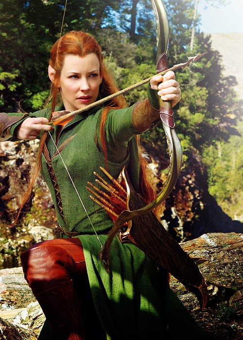 tauriel lord of the rings