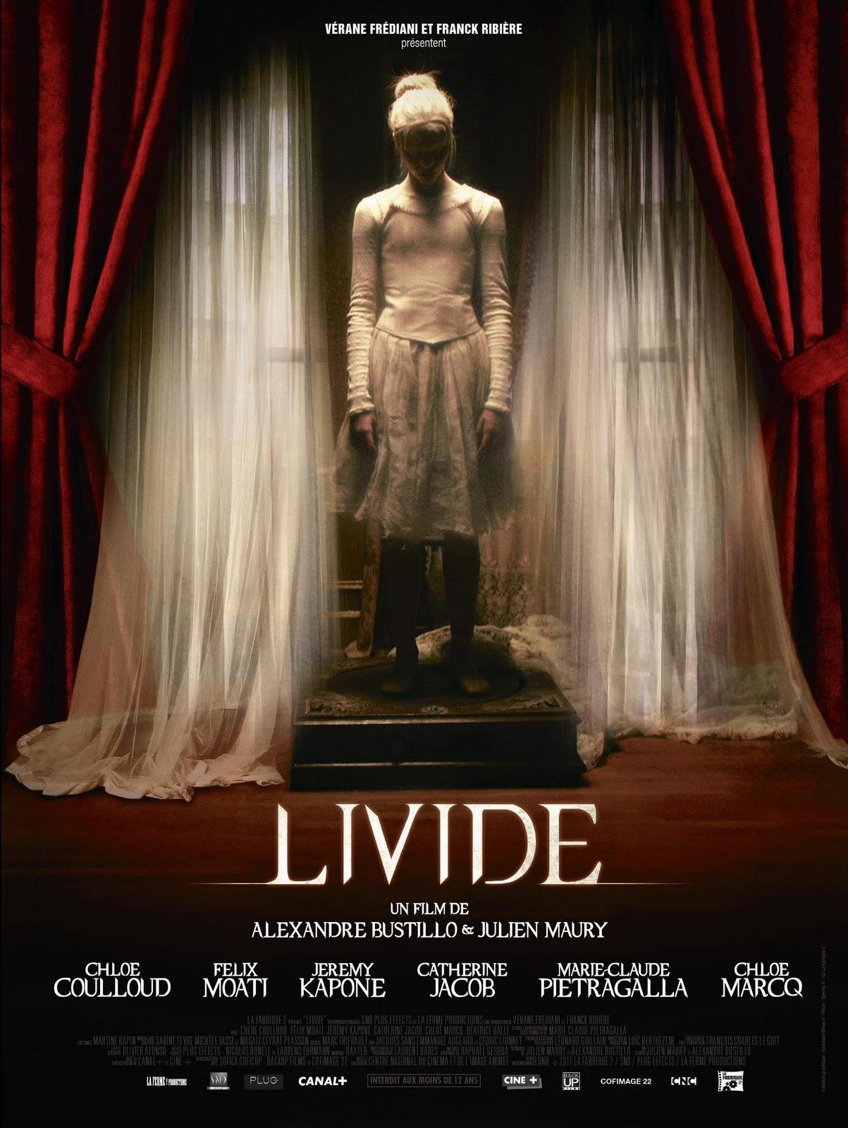 Mr Movies: LIVID
