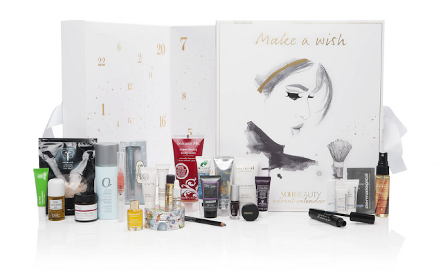 YOU Beauty Discovery Advent Calendar 2013