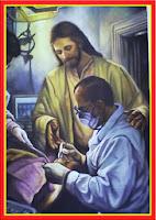 JESUS MEDICO DE MEDICOS, LIDER DE LIDERES, MAESTRO DE MAESTROS.