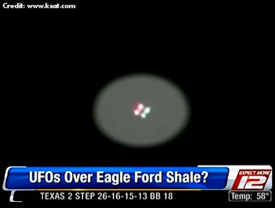More UFO sightings along Eagle Ford