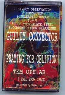 Guilty Connector / Bastard Noise / MSBR - Guilty Connector / Bastard Noise / MSBR