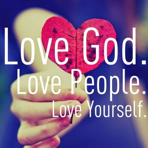 First,  You must LOVE GOD.