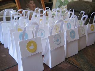 Arte de fazer decora o e artesanato - Baby shower decorations martha stewart ...