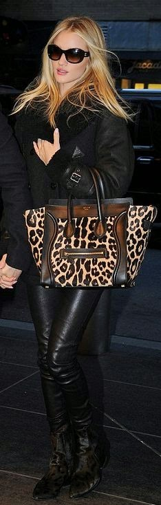 Rosie Huntington-Whiteley'scCeline bag