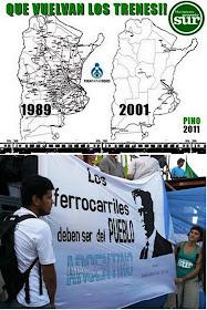 LA ARGENTINA SIN FERROCARRILES NO ES VIABLE