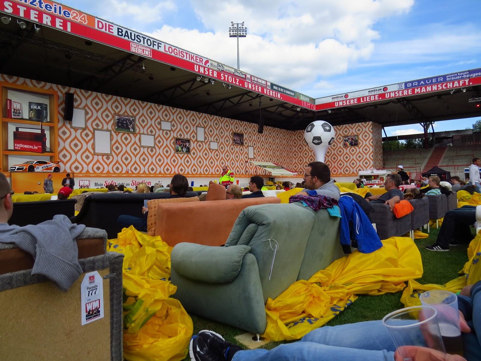 Das WM Wohnzimmer An Der Alten Frsterei In Berlin Kpenick Besticht Wirklich Durch Eine Einmalige Atmosphre Im Nchsten Muss Die