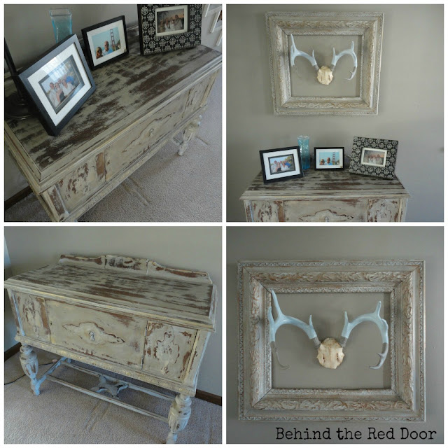 sideboard Annie Sloan Chalk Paint
