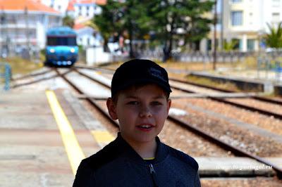 португальские поезда