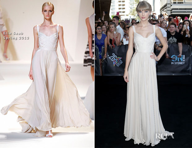 DressyBridal: Which White Evening Gown Worn By Taylor Swift is Your ...