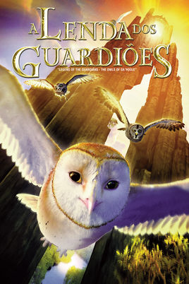 A Lenda dos Guardiões BluRay Torrent
