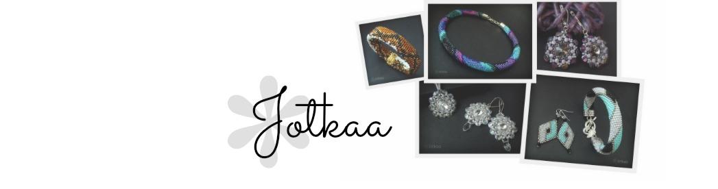 .:Jotkaa: biżuteria wykonana ręcznie, papierowa wiklina