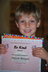 Be Kind Award