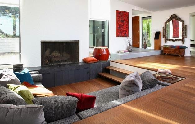 Decoracion Zen Fotos ~   seductoras para decorar el living estilo Zen  Intervivienda Magazine