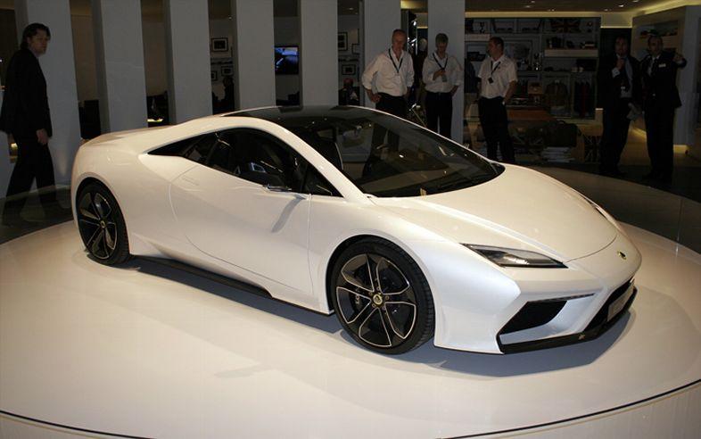 Sport car garage lotus espirit 2013 for Garage lotus