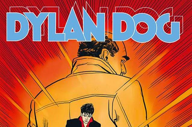 Dylan Dog 338 - Mai più, ispettore Bloch