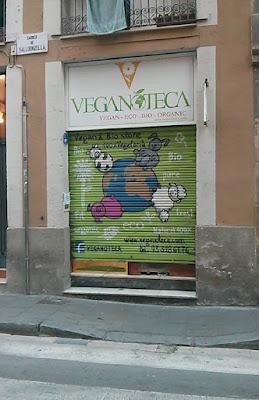 Veganoteca Barcelona Spain