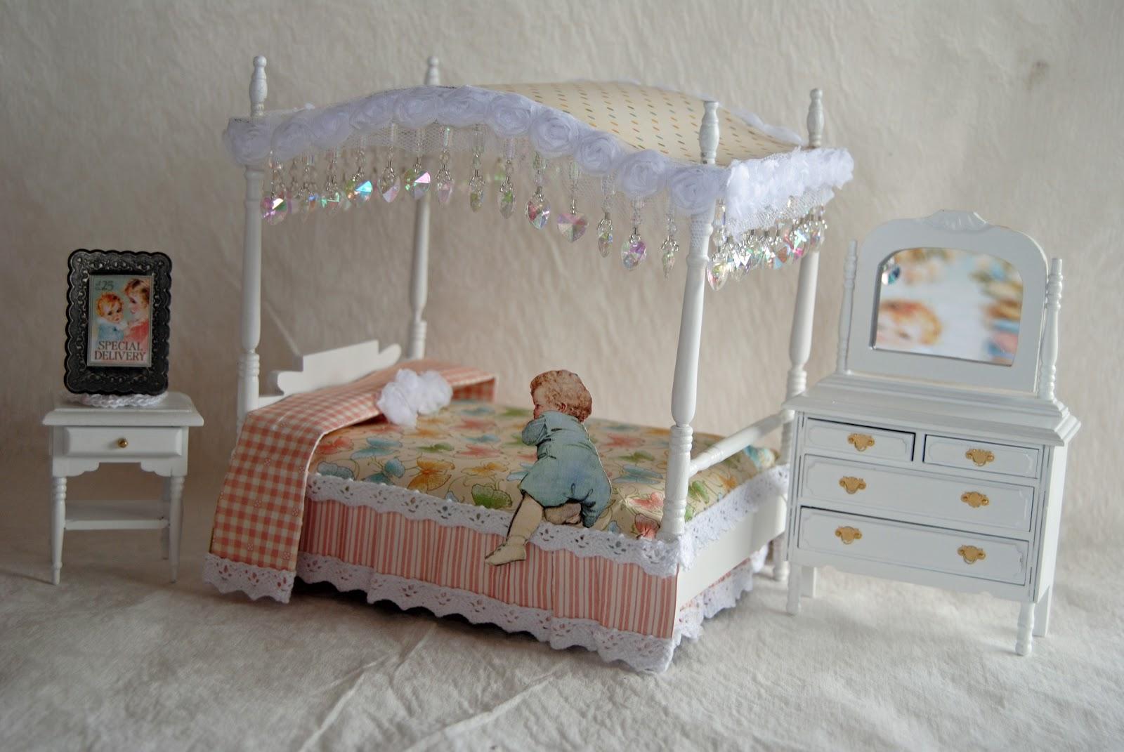 dollhouse bedroom set. doll house bedroom set dollhouse