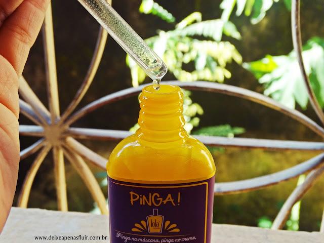 Embalagem Conta-Gotas - Pinga da Lola Cosmetics