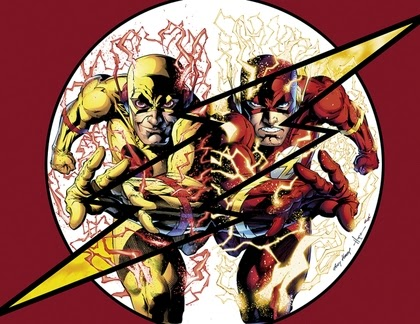 Zoom Flash DC Comics Desktop Wallpaper