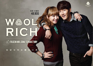 fx Victoria Suju Siwon SPAO pictures 3