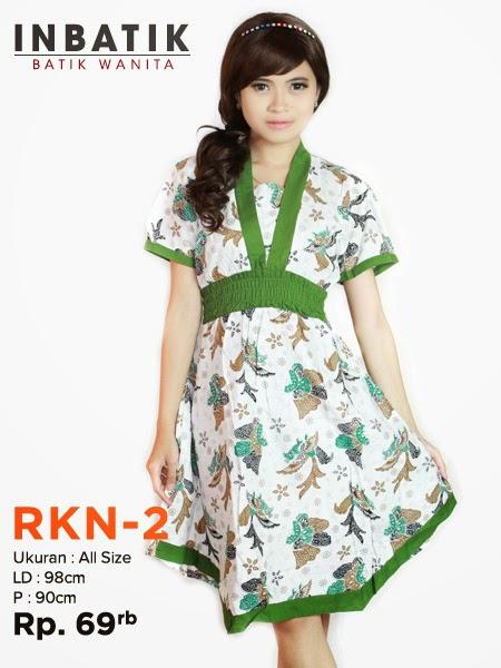 Foto Baju Batik Casual