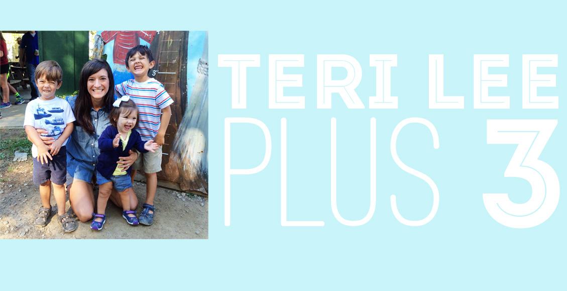Teri Lee + 3