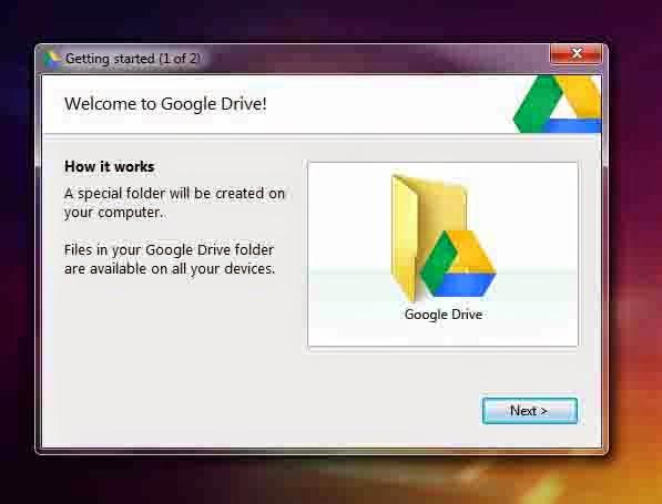 How to Add Google Drive to Windows Send To menu