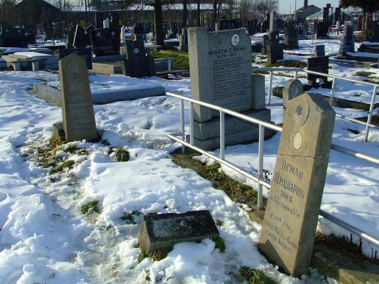 Muslimansko groblje u Šapcu