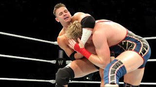 WWE Alex Riley