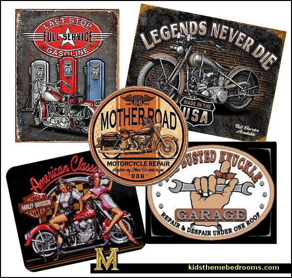 Harley Davidson Man Cave Accessories : Decorating theme bedrooms maries manor man cave