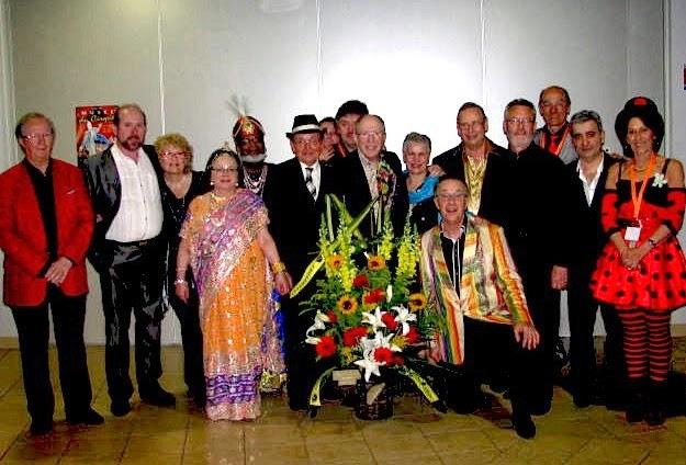 MAM - Artistes du Gala du 15 Mars 2014 à Fay aux Loges