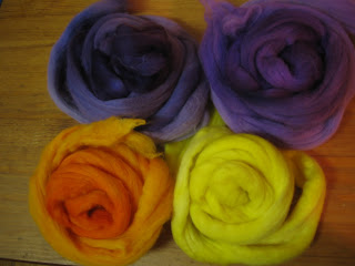 Dyed Polwarth